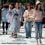 Japan Fashion Trends for Summer 2010